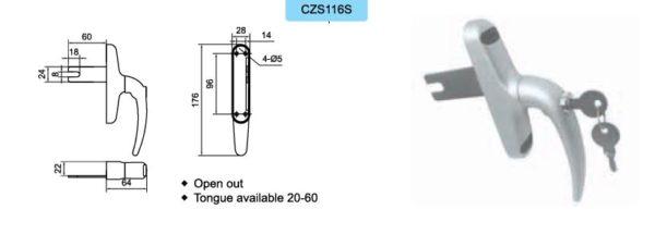 MANILLA-CON-LLAVE-CZS116S
