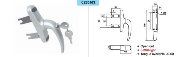 MANILLA-CON-LLAVE-CZS516S
