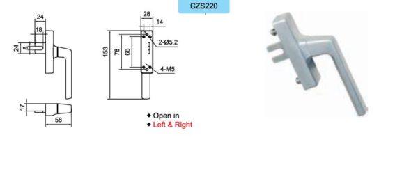 MANILLA-CZS220