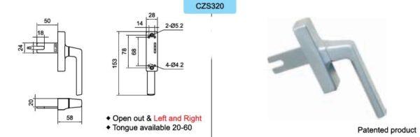 MANILLA-CZS320